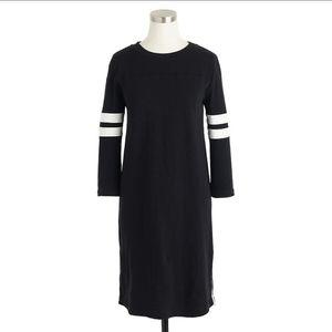 J.crew Side zip varsity dress xxs